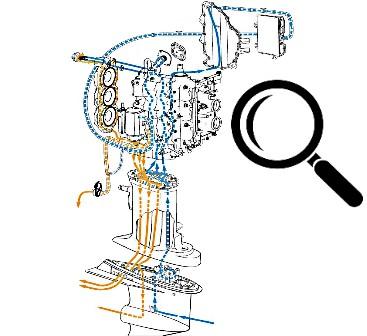 Плановое ТО (Сезонное обслуживание) лодочных моторов